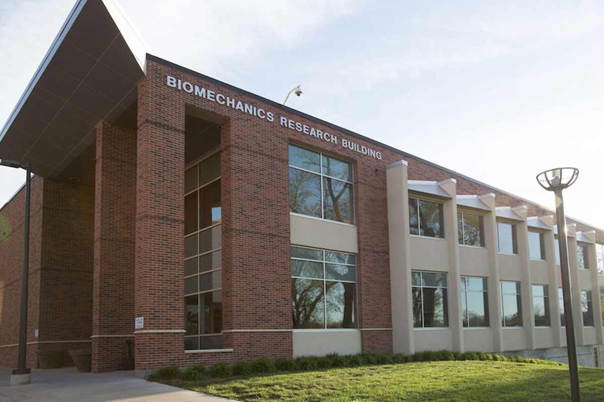 Biomechanics Research Building