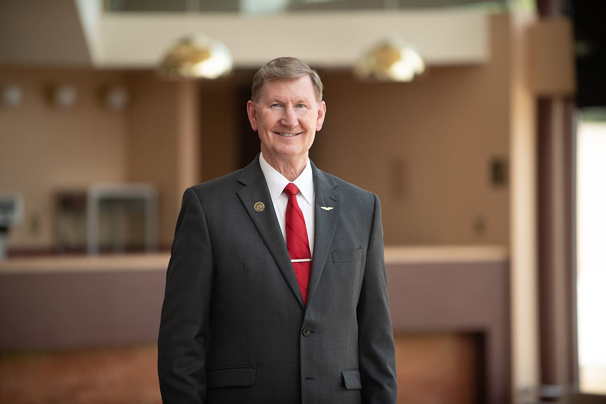 University of Nebraska System President Ted Carter