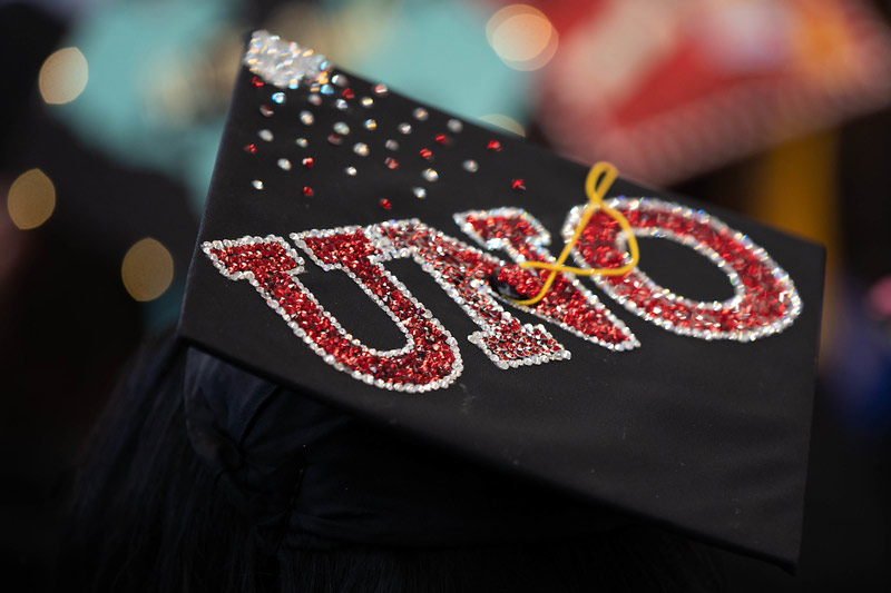 UNO themed cap