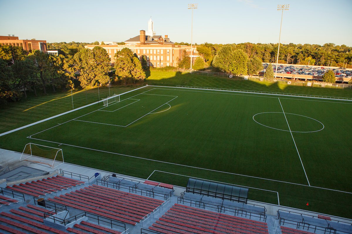 Caniglia Field About Uno University Of Nebraska Omaha