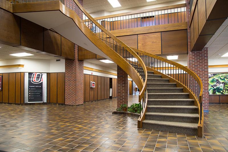 eppley administration building  uno university  nebraska omaha