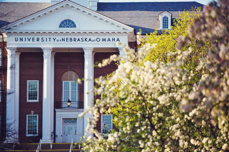 College Of Arts And Sciences University Of Nebraska Omaha