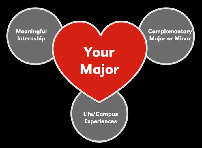 University help? Degrees, majors and minors?