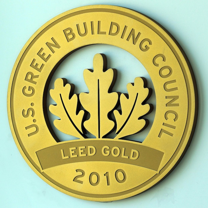 Leed Features College Of Business Administration University Of