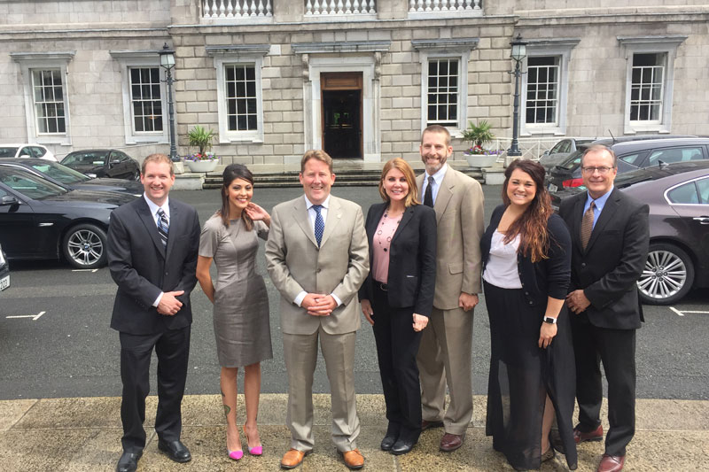 EMBA in Dublin