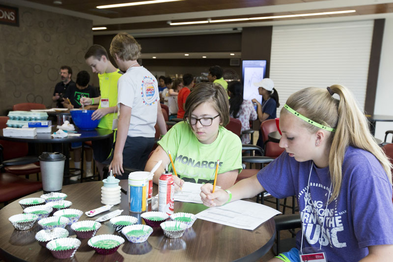 CBA Offers Summer Camps for Teens