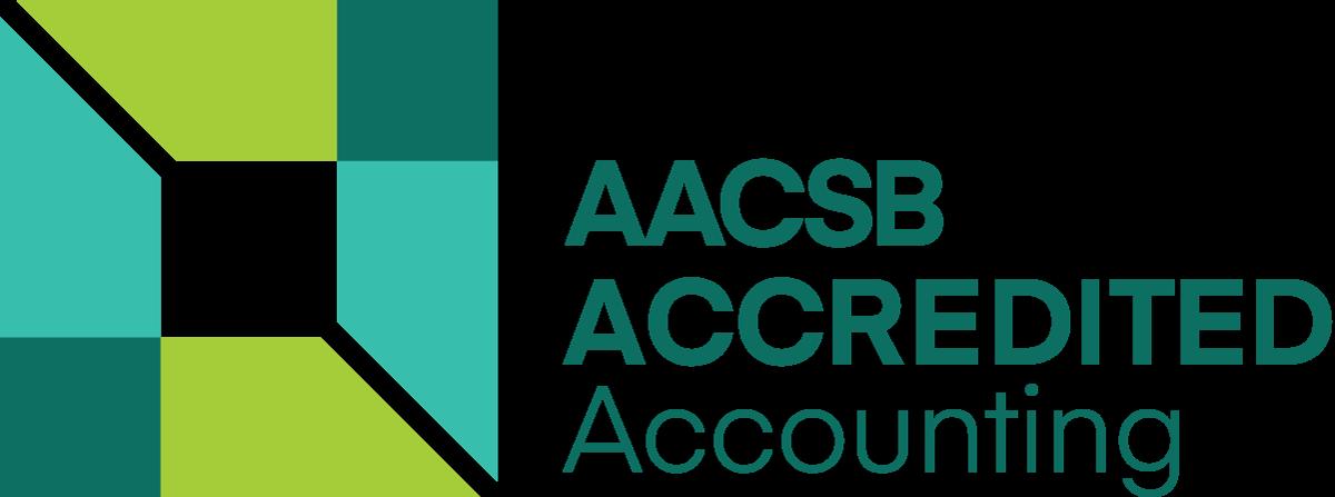AACSB Accounting Accreditation seal