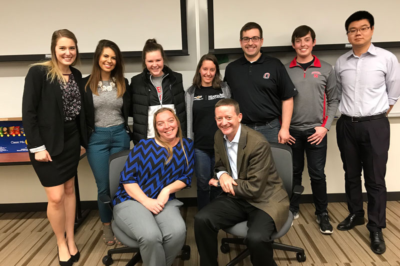 Chevy Dealers Omaha >> UNO Students Win College Marketing Competition | College ...