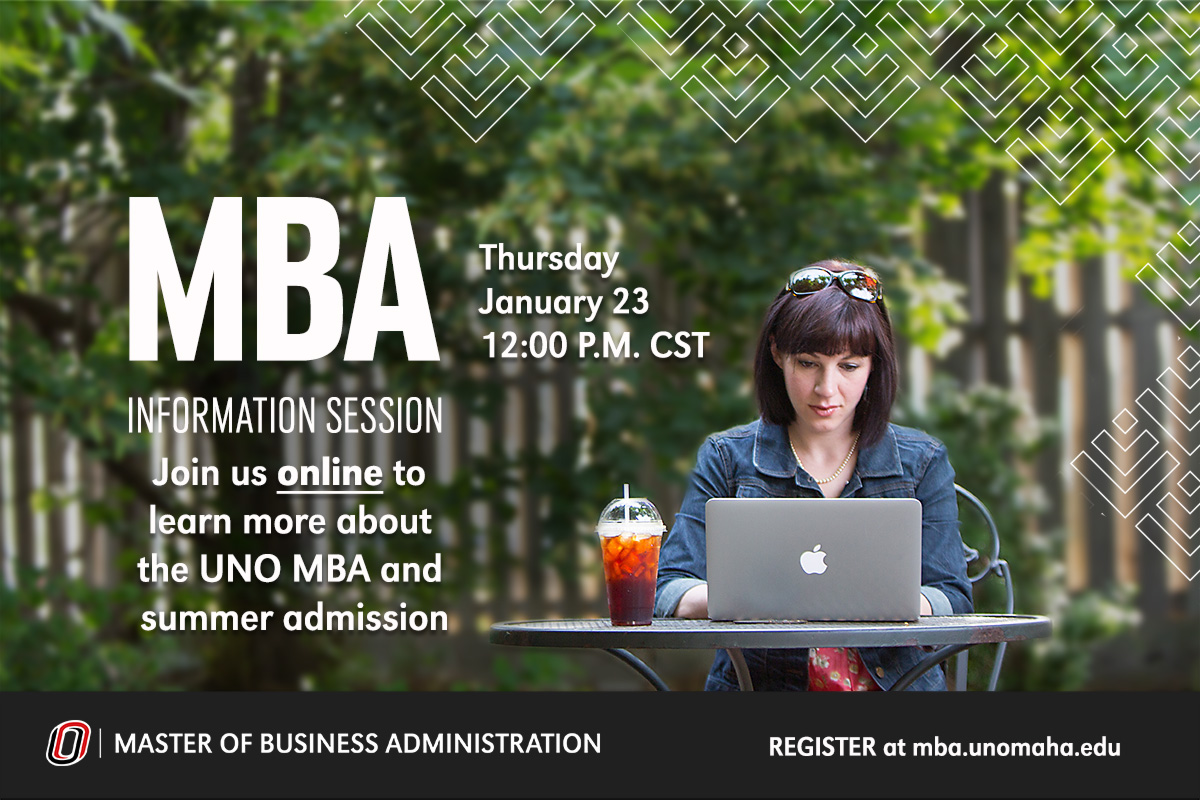 MBA Online Info Session