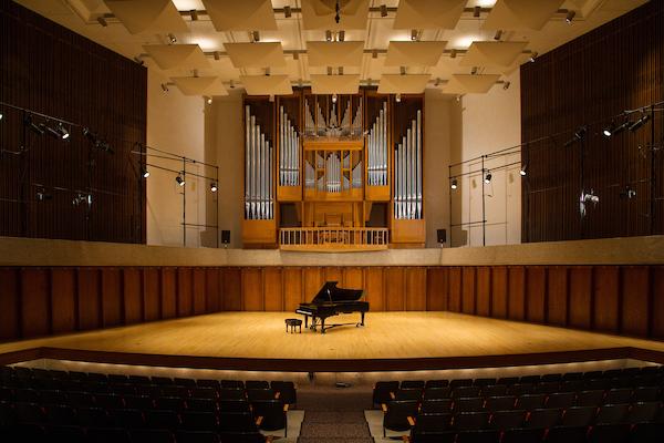 Facilities School Of Music University Of Nebraska Omaha
