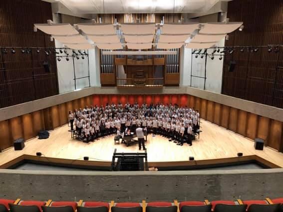 Choirs | School of Music | University of Nebraska Omaha
