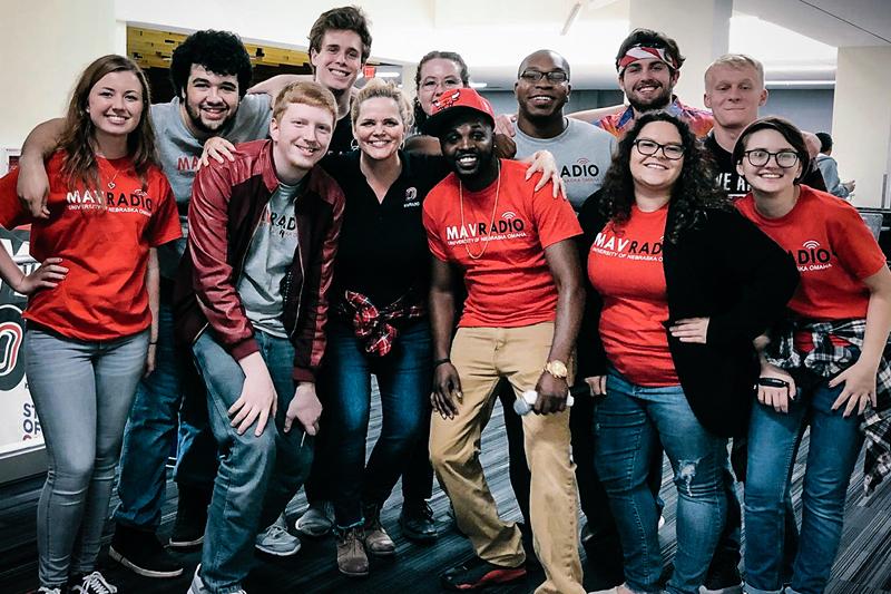 MavRadio Wins 2018 National Spirit of College Radio Award