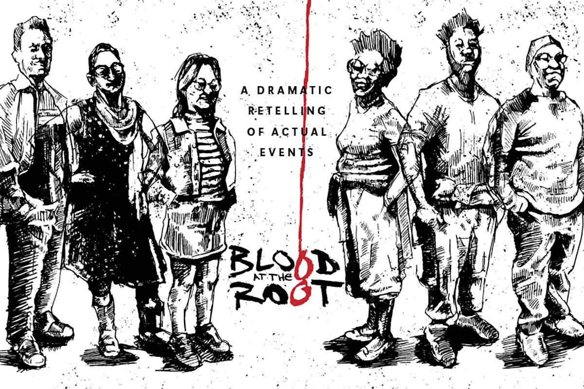UNO Theatre: Blood at the Root
