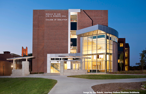 Nebraska Service Center >> Roskens Hall: An Exceptional Space for Learning, Leading and Collaborating | College of ...