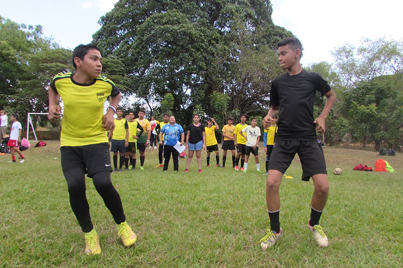 Students Inspired by Soccer, Global Service Experience