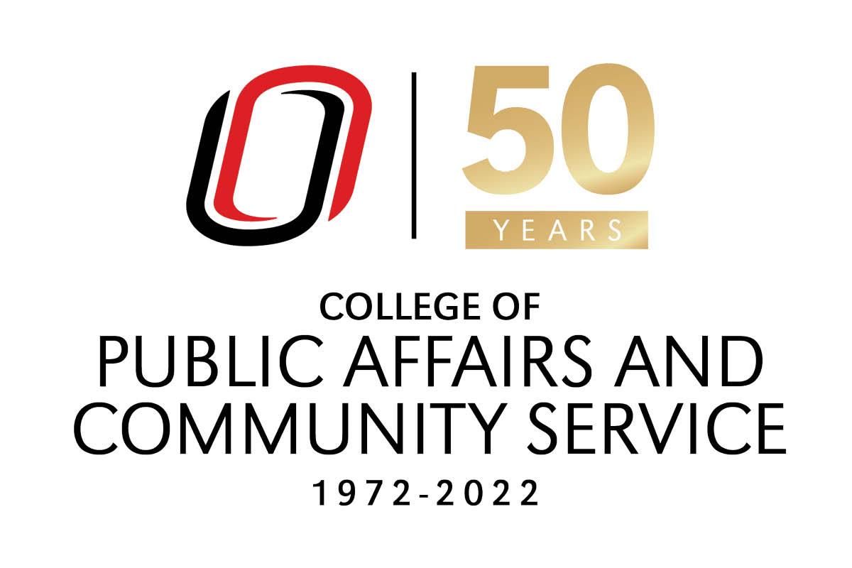 CPACS 50th Anniversary logo