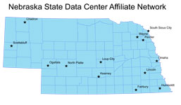 Nebraska State Data Center Network