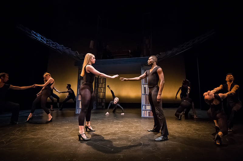 Spectrum Dance Theater A Rap On Race Barbara Weitz Community