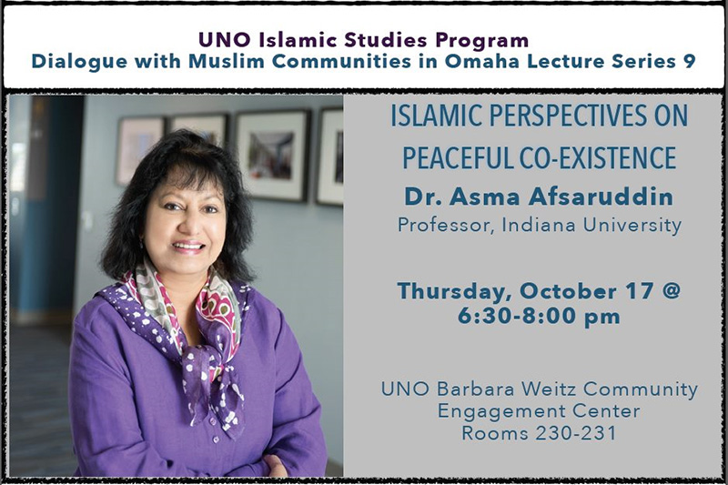 Thumbnail for Dialogue with Muslim Communities in Omaha