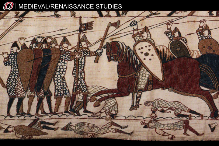 uno medieval and renaissance studies presents the bayeux tapestry a