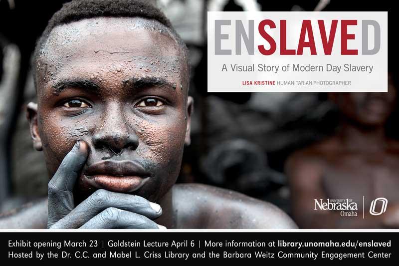 ENSLAVED: A Visual Story of Modern Day Slavery