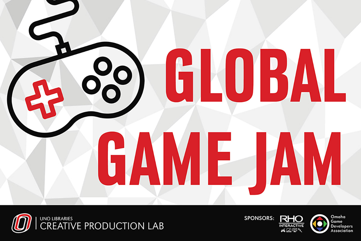 Thumbnail for Global Game Jam Omaha with the CPL