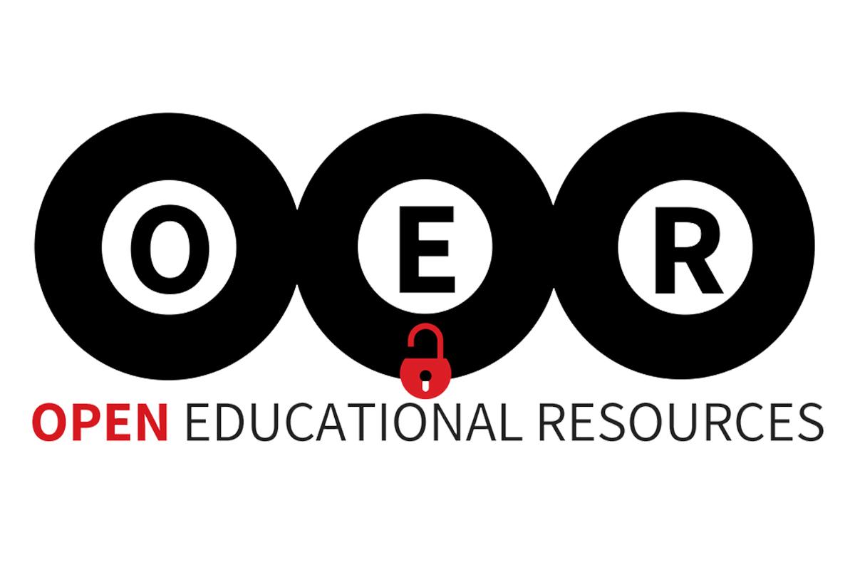 letter 'oer' in circles
