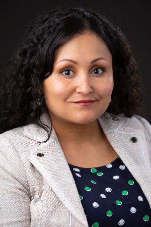 Aretha Boex, MBA, MS, EDFP CGBP