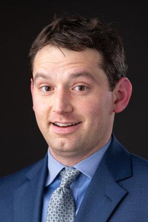 Josh Nichol-Caddy, MBA, CGBP