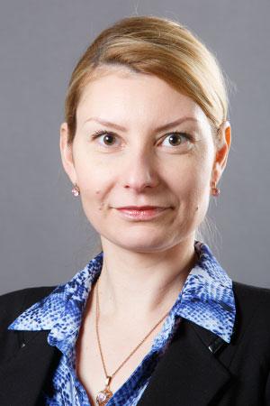 Veronica Doga, M.Econ., CGBP CVC