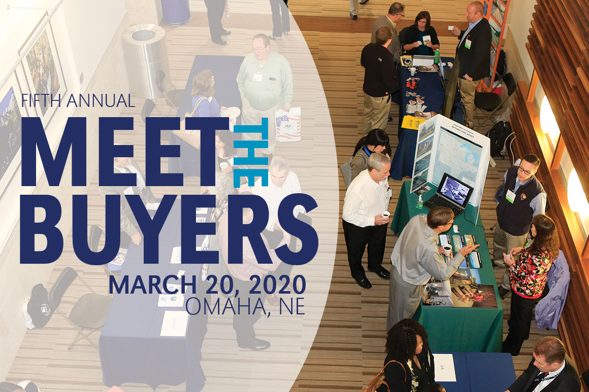 Meet the Buyers March 20, 2020; conference attendees