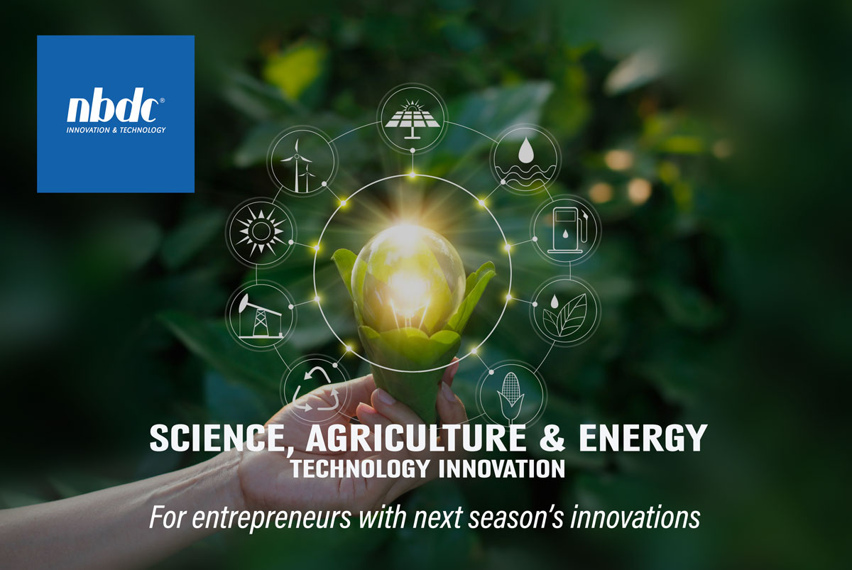 Science, Agriculture & Energy hero image.