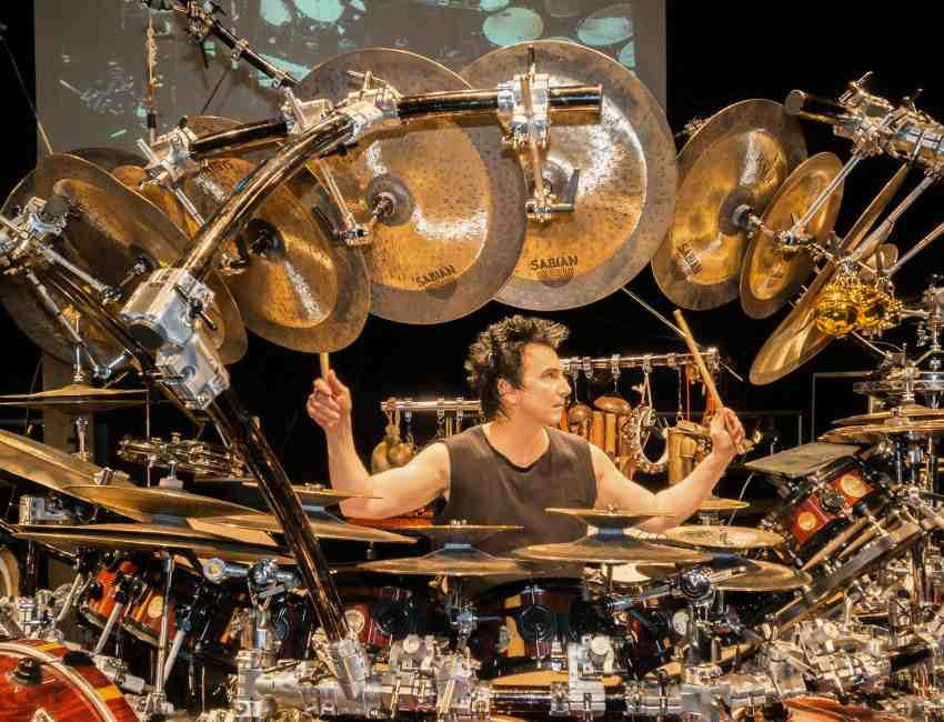 Terry Bozzio to Bring World's Largest Drum Kit to UNO on Oct. 3