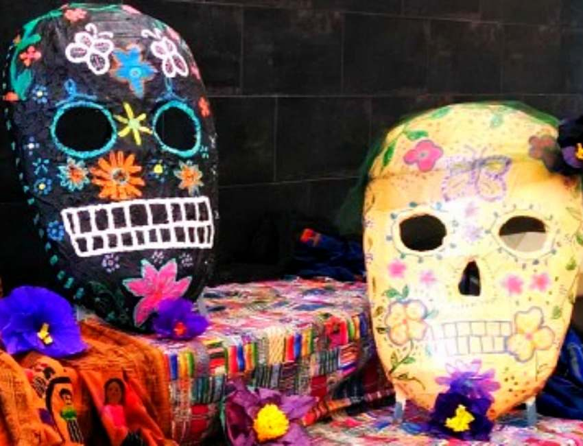 UNO Hosts Day of the Dead Events