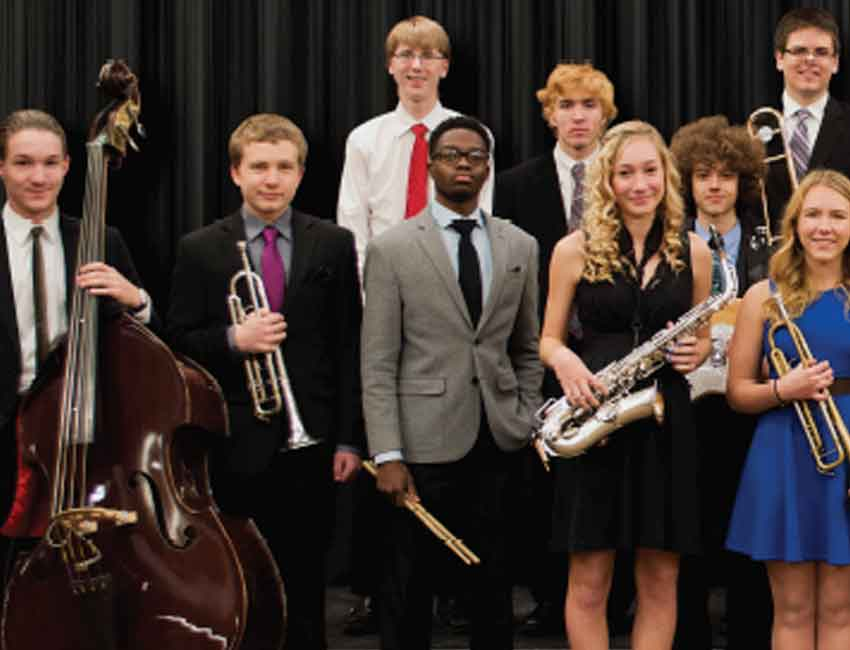 High School Musicians Host Fundraising Concerts