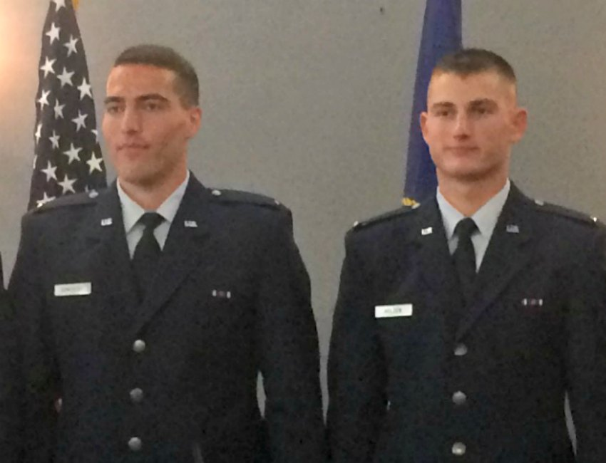 ROTC Cadets Earn Presidential Commissions