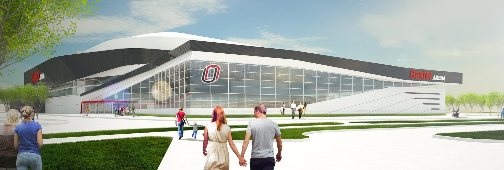 Baxter Auto Omaha >> Welcome to Baxter Arena | News | University of Nebraska Omaha