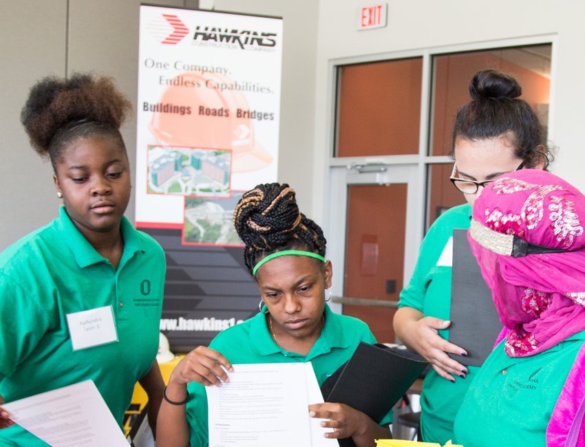 SummerWorks Job Fair Connects Teens with Employers