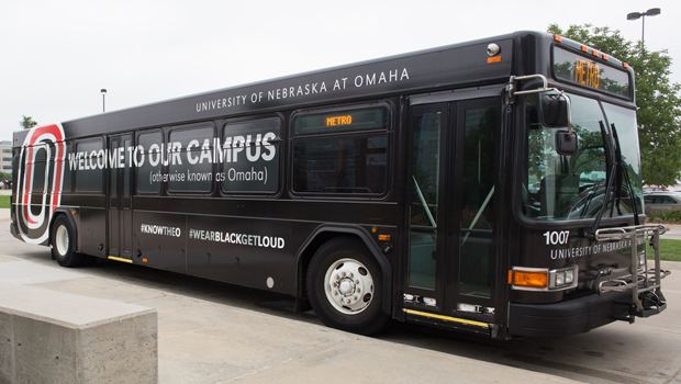 2 2016 University Of Ne Ska At Omaha Uno Students Staff And Faculty Will Be Able To Use Their University Id As A Metro Transit Bus P