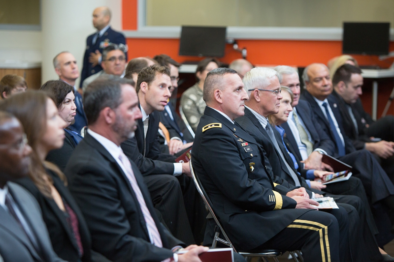 USSTRATCOM Fellows Program Renewed | News | University of