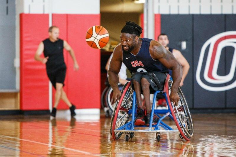 USA Wheelchair Basketball to Scrimmage at UNO | News | University of Nebraska Omaha