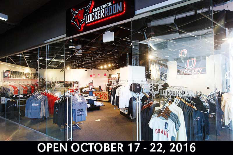 Baxter Arena Team Store Open Week Of October 17 News University