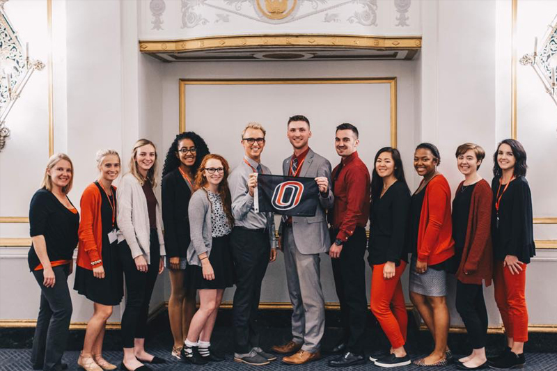 UNO PRSSA Earns Record Recognition