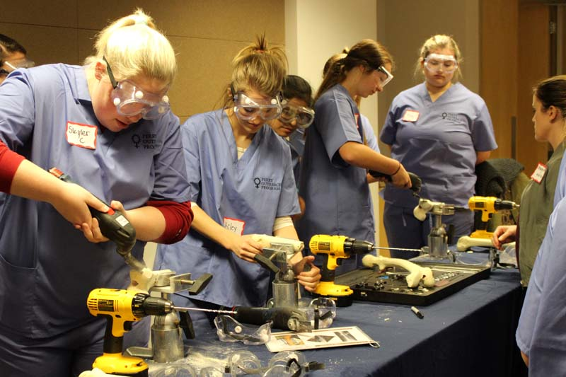 Workshop Aims to Inspire Future Surgeons, Engineers