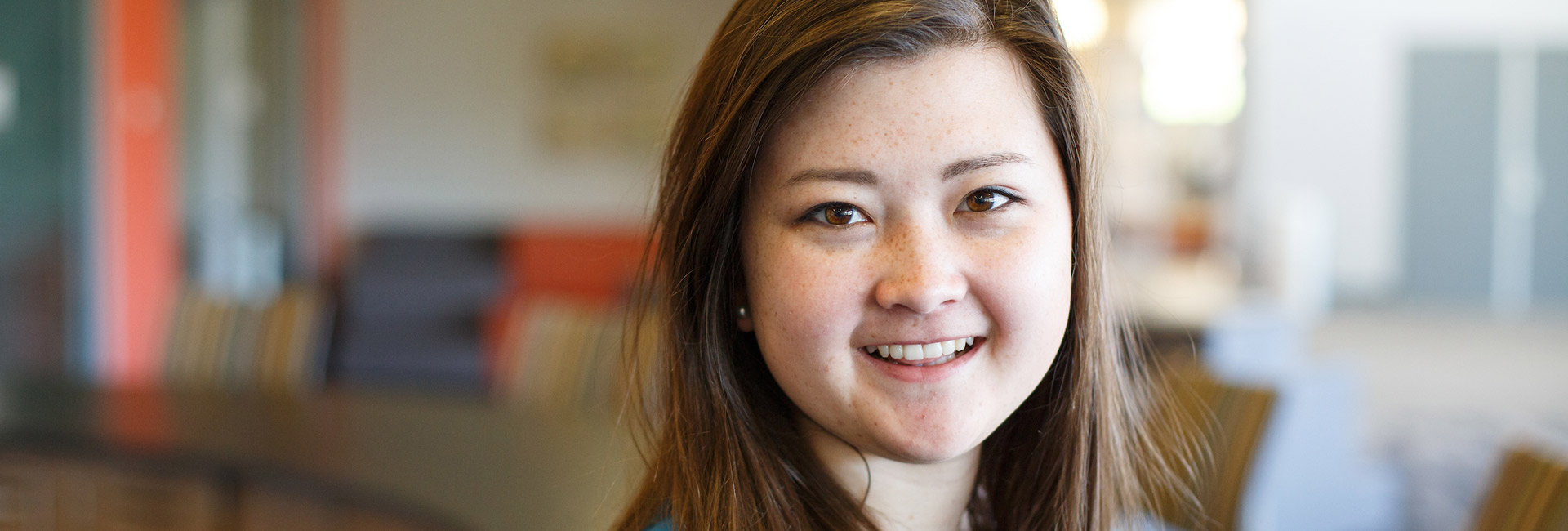 Alumna Credits Support, Opportunities in Chasing Dream