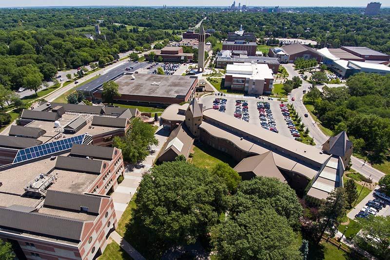 New Uno Buildings And Maps Page News University Of Nebraska Omaha