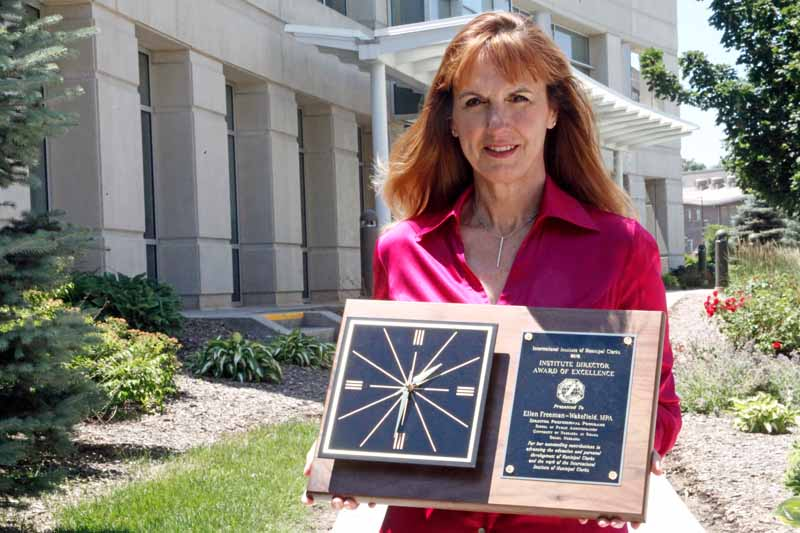 Freeman-Wakefield Receives International Recognition for