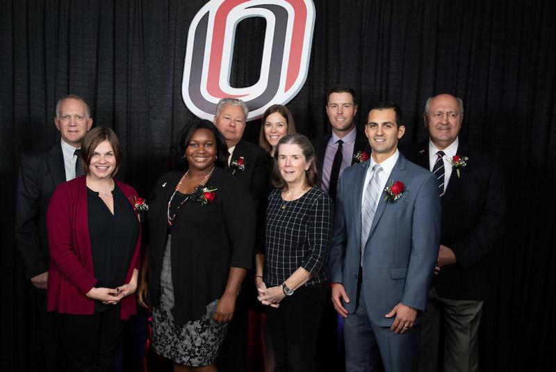 Alumni Night of Honor honorees