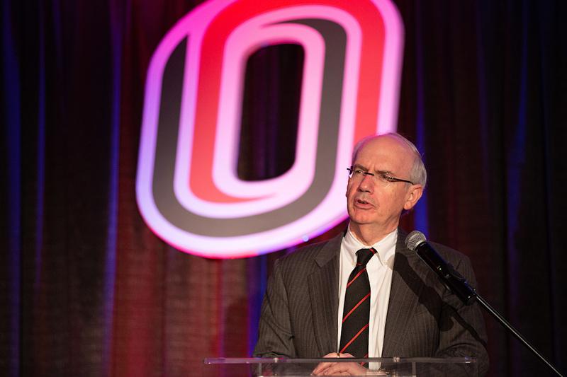 Chancellor Gold: UNO, UNMC, Nebraska Medicine Boost State