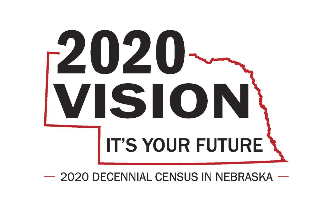 Census Nebraska logo